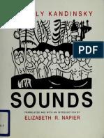 KANDINSKY, W. - Sounds (inglés).pdf