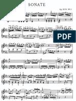 Bach, JC - Op 17, No 2 - Sonata