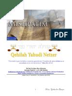 Parashat Mishpatím # 18 Adul 6018