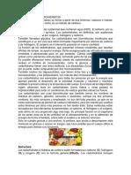 Definición de Carbohidratos