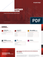 Fortinet NSE Partner Guide 060318