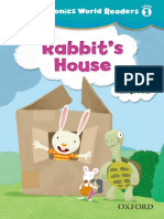 Rabbit s House Oxford Phonics World Readers L1