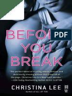 2. Before You Break.en.Es