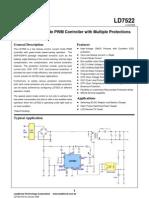 LD7522PS PSU IC[1]