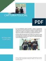Captura Policial