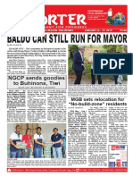 Bikol Reporter January 13 - 19, 2019 Issue