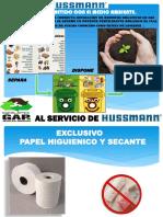 SERVILLETEROS HUSSMANN