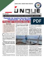 Yunque No 19, Enero 2019 Órgano de Expresión de La Seccion  Sindical  del SAT en Navantia San Fernando