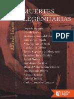 Muertes Legendarias - Alfredo Iriarte