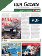 Platinum Gazette 22 October 2010