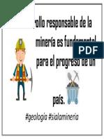Apoyo a la mineria