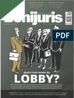 A Regulamentação do Lobby no Brasil