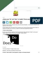 """¿Cómo usar """"do"""" and """"does"""" en inglés_ Claves para no confundirse - Guioteca.pdf"""