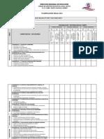 Planificación Anual 2018 Ie-srm