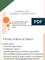 Energi Dan Kontraksi Jantung