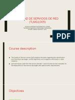 1 Calidad de Servicios de Red ENG
