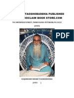 Books of Taoshobuddha