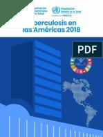 Tb en Las Americas 2018