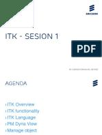 ITK Workshop Session1