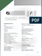 Taxonomia de Carreras (1)