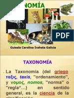 8. TAXONOMÍA.ppt (Recuperado)