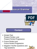 Grammar Review 1