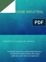 1 Higiene Industrial Concepto