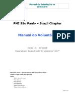 Manual de Orientacao Do Voluntario v1