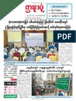Yadanarpon Daily 29-1-19