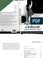 Aprender a Educar Sin Gritos, Amenazas Ni Castigos- Naomi Aldort