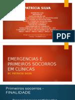 Emergencias e Primeiros Socorros Em Clinicas