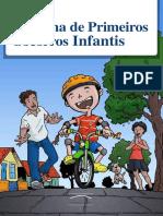 Cartilha sobre acidentes infantis