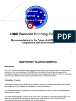 BDBD PP Committee Power Point Presentation