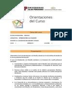 F-Orientaciones Del Curso (1)