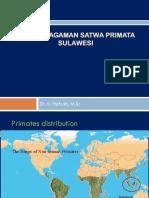PB Ke 7 Keragaman Satwa Primata Sulawesi