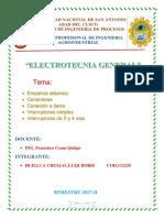 Trabajo en Word de Monografia de Electrotecnia