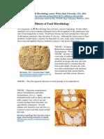 Oberg 2012. History of Food Microb.