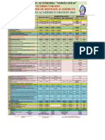 Calendario Académico 2019 - A3 Aprobado en CA_2