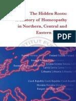 Hidden Roots of Homeopathy in Europe