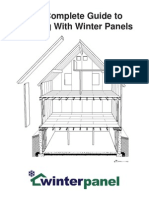 The Complete Guide to  Building With Winter Panels