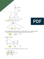 Geometria Con Alternativas y Respuesta