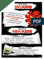 Poster dadah
