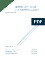 LABORATORIO DE CONTROL Y AUTO. INFORME FINAL N° 1