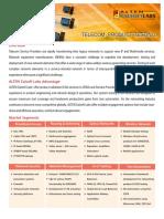 Telecom Product Testing