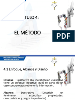 Presentacion Capitulo 4 de La Tesis