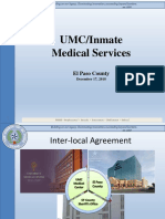 UMC Inmate Medical Services
