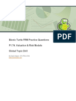 Valuation _ Risk Models Global Topic Review Question Set