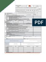 22613 Formulario Unico Nacional Impuesto de Industria y Comercio Funza Copia