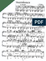 F. Chopin - Sotana 8 Op 35