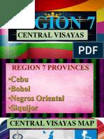 Region 7 Central Visayas
